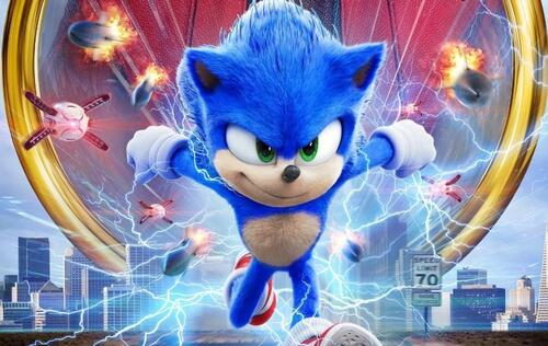Sonic the Hedgehog movie redesign actually looks really good!