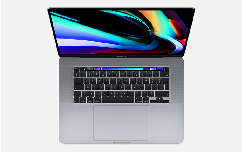 A fully decked out 16-inch MacBook Pro with 64GB RAM and 8TB SSD will cost S$8,619