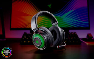 Razer's Kraken Ultimate headset has THX Spatial Audio for better positional accuracy