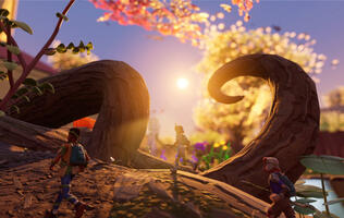 XO19: Obsidian's next game is basically Honey, I Shrunk the Kids: The Game