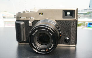 Fujifilm X-Pro3 first looks: The rangefinder returns to its roots