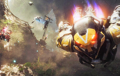 Bioware could be rebooting Anthem, also making a new Mass Effect game