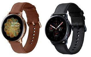 Samsung Galaxy Watch Active2 (Stainless Steel case) LTE now available in Singapore and via telcos