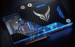 PowerColor's Liquid Devil Radeon RX 5700 XT is a liquid-cooled beast