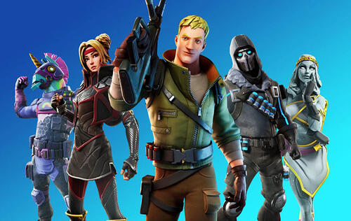 Fortnite is getting a DirectX 12 update that may improve performance for some people