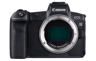 Canon EOS R — A mirrorless camera system designed with an eye to the future