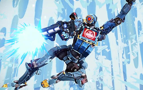 Apex Legends is finally adding more rewards and increasing its level cap