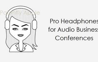 Apple could be working on AR headphones for conference calls