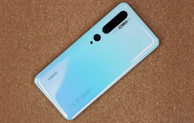 Xiaomi Mi Note 10 in pictures - the 108-megapixel camera cometh! (Updated!)