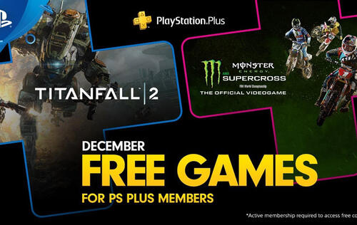 Here are December 2019's PlayStation Plus free games