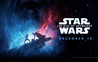 Star Wars: The Rise of Skywalker movie ticket bundles are available on 5 Dec