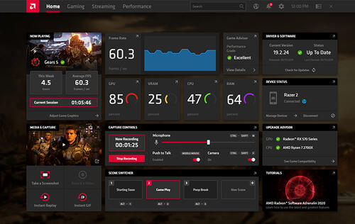 AMD's Radeon Software is getting a more modern UI and plenty of new features