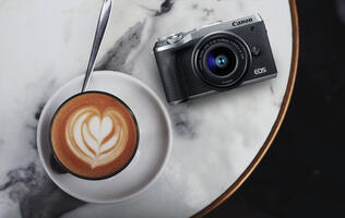 Shoot without fear with the updated Canon EOS M6 Mark II