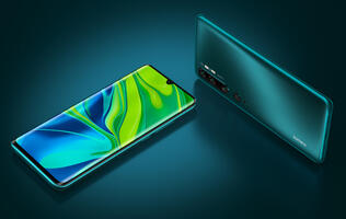Xiaomi announces the launch of their flagship Mi Note 10
