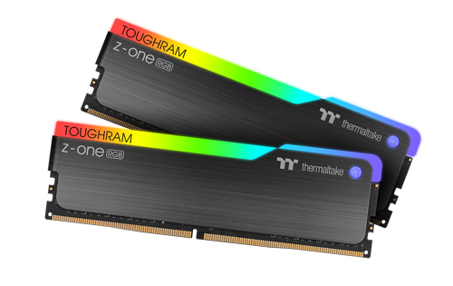 Thermaltake announces Toughram Z-One, another RGB DDR4 RAM kit for gamers