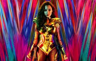 Gal Gadot swings from lightning in the new Wonder Woman 1984 trailer