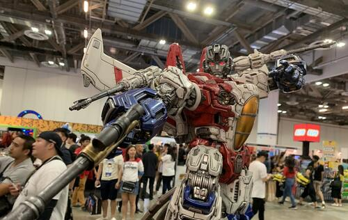 Singapore Comic Con 2019: Reviewing the big picture