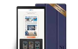 Straits Times to launch News Tablet with different digital reading experience