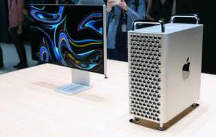 A fully decked out Mac Pro will cost S$73,939
