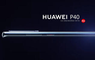 First leaks of the Huawei P40 surface online
