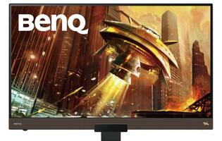 New BenQ gaming monitors look to make a big splash with eye care and intelligent HDR