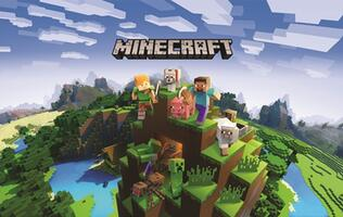The Minecraft Starter Collection drops 13 Dec; includes cross-play capability
