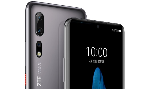 ZTE launches 5G Axon phone that is compatible with SA and NSA modes