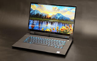 Alienware m15 R2 review