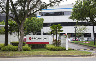 Apple could be a potential buyer of Broadcom's RF business