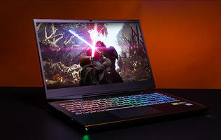 Aftershock's Terra 15 is one powerful gaming notebook