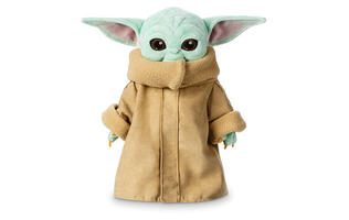 Disney finally has an officially licensed Baby Yoda plushie