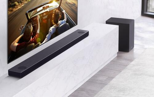 LG's latest soundbars to go big on the home theatre experience