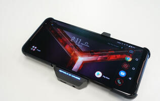 The ASUS ROG Phone II is the real gaming smartphone, bar none.