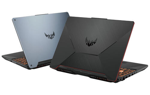 The ASUS TUF Gaming A15 and A17 laptops are all about that rugged exterior
