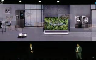 LG wants to put AI in every device in your home. ThinQ, next...