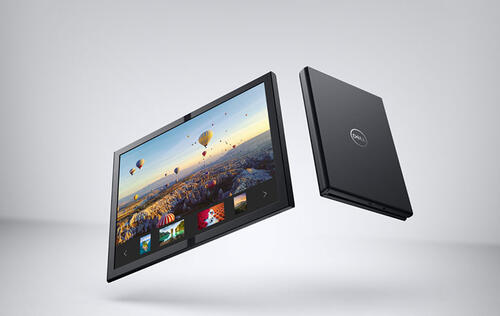 Dell's Concept Ori and Duet laptops showcase foldable and dual-screen experiences