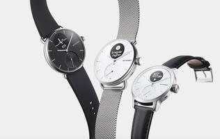 The Withings ScanWatch is the first watch with ECG and sleep apnea detection