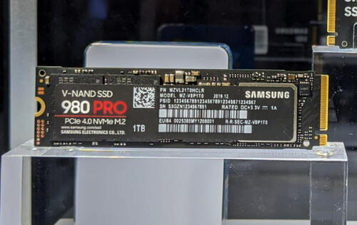Samsung's new 980 Pro SSD will hit speeds of up to 6,500MB/s