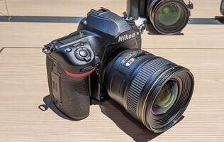 Nikon's full-frame D780 is the long-awaited successor to the popular D750