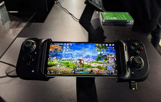 Razer's Kishi gamepad reduces latency by plugging directly into your phone