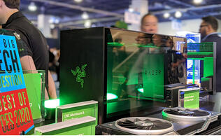 The Razer Tomahawk is a desktop PC that's stunningly easy to build