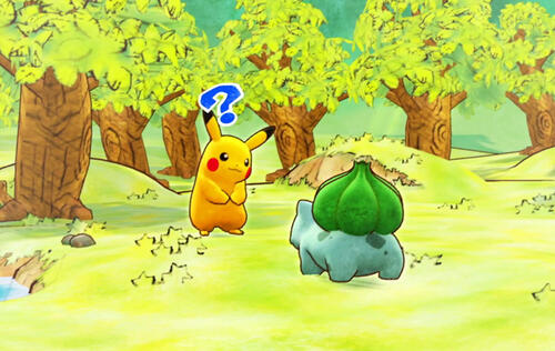 A classic Pokémon Mystery Dungeon game is being remade for the Nintendo Switch