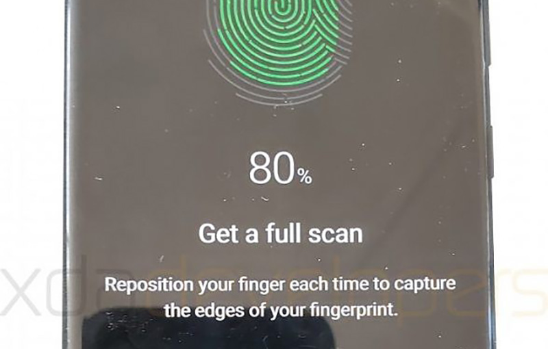 Samsung Galaxy S20+ hands-on confirms under display fingerprint scanner and 120Hz display