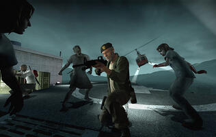 Valve is not working on Left 4 Dead 3 and hasn't been for years