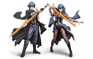 Super Smash Bros. Ultimate's next fighter is yet another Fire Emblem crossover