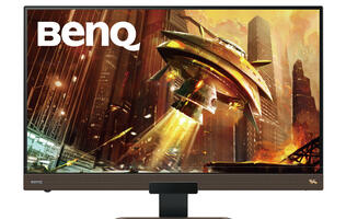 The BenQ EX2780Q is a 144Hz HDR gaming monitor that has eye care in mind