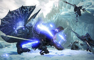 Monster Hunter World: Iceborne will see parity between console and PC content in April