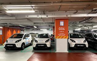 Two years on with BlueSG: Has electric vehicle car sharing improved in Singapore?