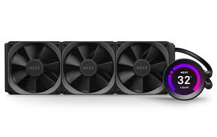 NZXT's new Kraken Z63 and Z73 AIO coolers come with customisable LCD displays