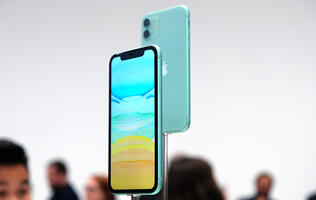 The iPhone 11 was the best-selling iPhone every week of the holiday quarter